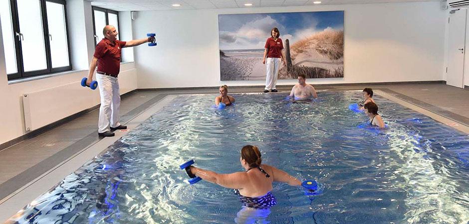 Schwimmbad der Evangelischen Krankenhausgemeinschaft Herne   Castrop-Rauxel